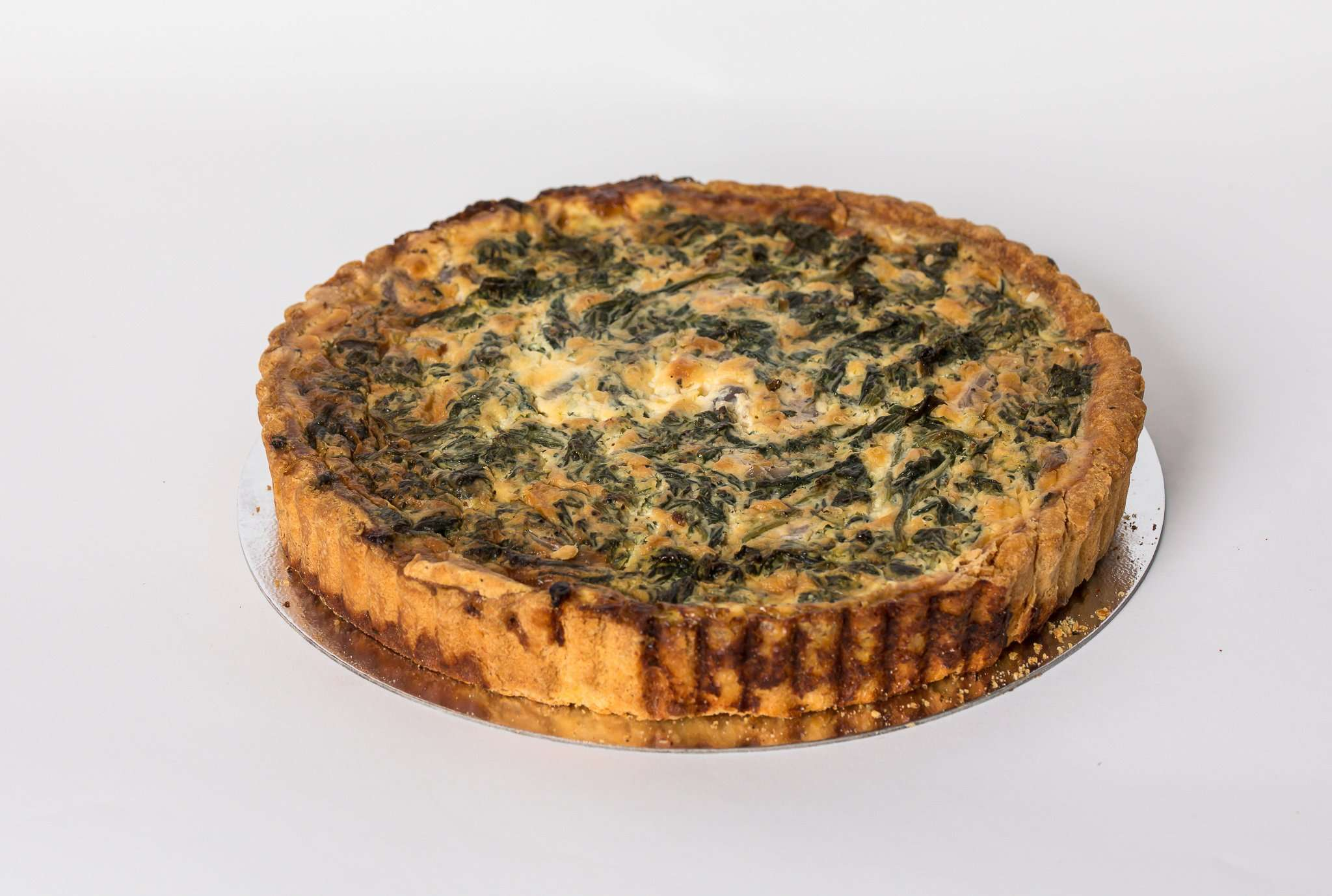 Spinach Caramelised Red Onion